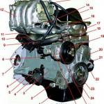 Двигатель ваз 21214 инжектор