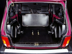 багажник нива 21214
