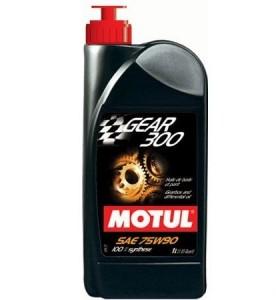 масло для нивы 21214 MOTUL Gear 300