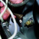 Порядок действий при проведении процедуры снятия датчика давления масла ваз 21214