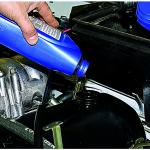 Замена масла в двигателе ваз 21214