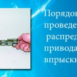 Порядок действий при проведении съема распредвала и рычагов привода клапанов впрыскного мотора ваз 21214