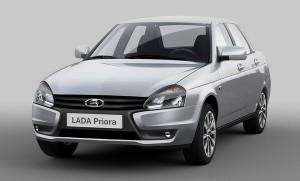 Рестайлинговой Lada Priora не будет