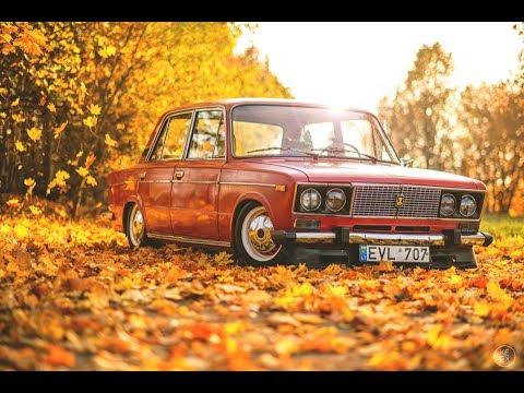 Рекламные ролики советских автомобилей