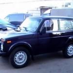 ВАЗ 21214м — внутренние изменения автомобиля