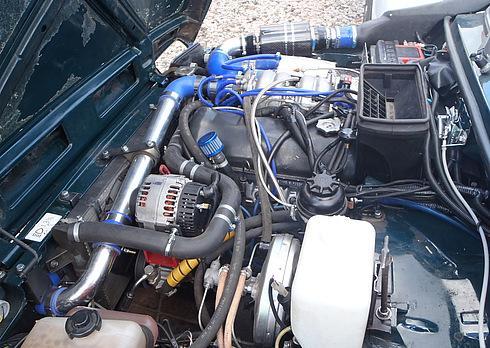 Ваз 2121 тюнинг двигателя своими руками