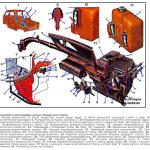Бачок омывателя ВАЗ 21213 — устройство и обслуживание